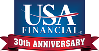 USA Financial 30th Anniversary