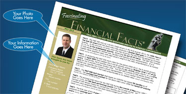 Fascinating Financial Facts Monthly Newsletter